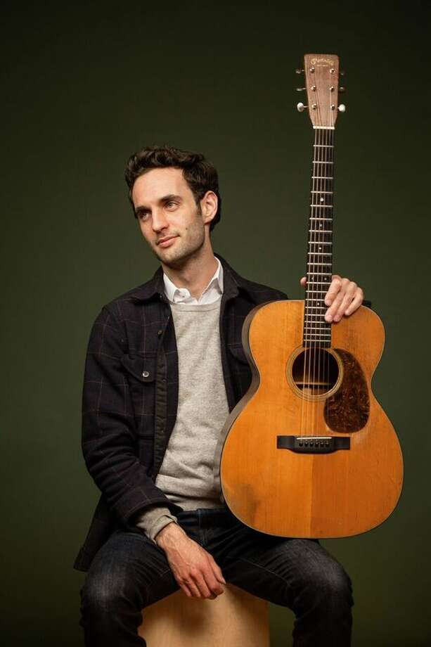 Legendary guitarist Julian Lage will perform at Fairfield Theater Co. on Friday.