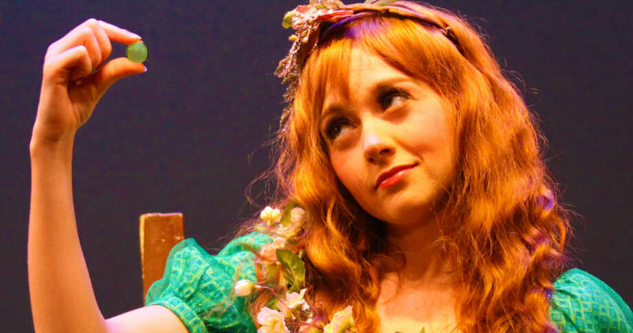 """""""Princess and the Pea"""" will be presented for children at the Downtown Cabaret Theatre, in Bridgeport,throughSunday."""