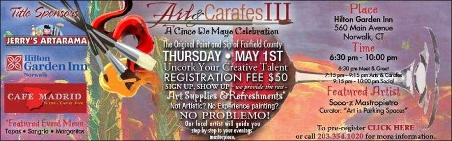 Art & Carafes III