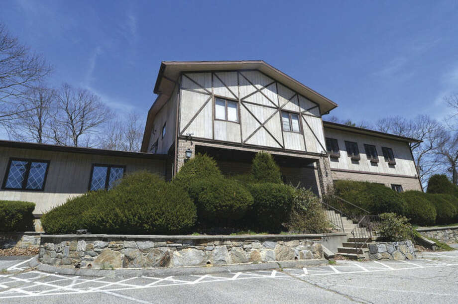 Hour Photo/Alex von Kleydorff The Sons of Italy property on New Canaan Ave Norwalk
