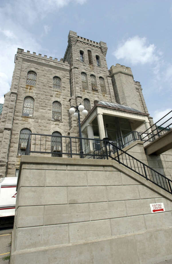 This Sept. 10, 2007, photo shows, the Kentucky State Penitentiary in Eddyville, Ky. One doctor has been fired and another is in the midst of being dismissed from penitentiary, after an inmate, James Kenneth Embry, went on a hunger strike and died Jan. 13, 2014. (AP Photo/Daniel R. Patmore)