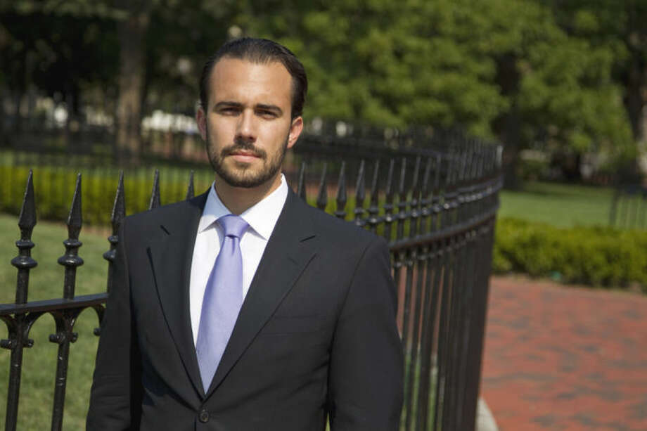 """FILE - In this Sept. 14, 2011 file photo, Felice Gorordo, co-founder of Roots of Hope, is photographed in Lafayette Square near the White House in Washington. Leaders with the largest nonprofit organization for young Cuban-Americans quietly provided strategic support for the federal government's secret """"Cuban Twitter"""" program, connecting contractors with potential investors and even serving as paid consultants, The Associated Press has learned. Also, in 2011 Creative Associates officer Xavier Utset approached Gorordo, whom he knew through their mutual interest in Cuba, about spinning off the ZunZuneo project. In an interview with the AP, Gorordo confirmed he'd been asked to help identify donors but did not know there was an agenda behind the program. """"Personally I thought it had merit. It wasn't political. It had the goal of promoting shared information,"""" Gorordo said. """"But it was not viable, because it was a government project, and we do not accept U.S. government funding."""" (AP Photo/Evan Vucci, File)"""