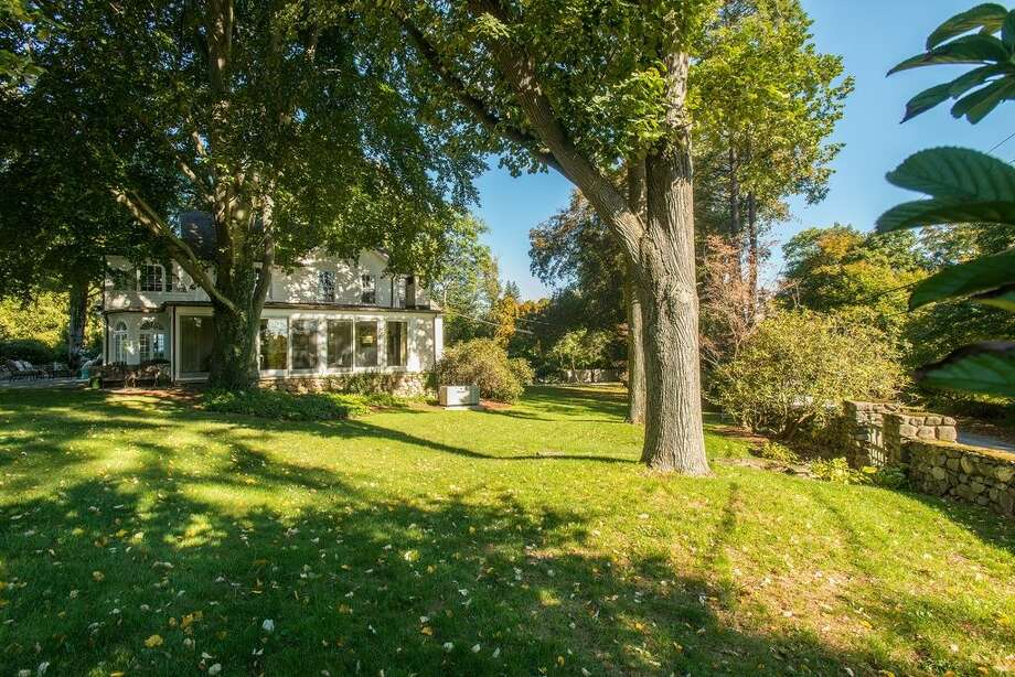 587 Brookside Rd, New Canaan, CT 06840. 5 beds 6 baths 5,046 sqft. Trending features: Stone wall, Barn door. Other features: 10 sets of French doors, original carriage house, greenhouse, heated pool. View full listing on Zillow: http://bit.ly/23jL5OR