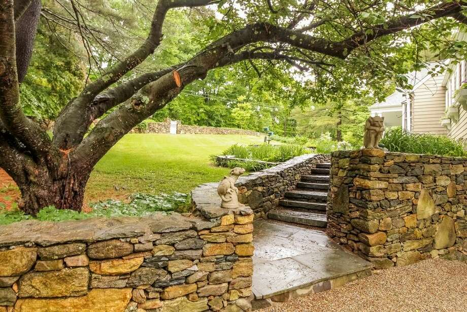 165 Pole Hill Rd, Bethany, CT 06524. 5 beds 4.1 baths 5,521 sqft. Trending feature: Stone wall. Other features: Billiard room, guest suite, wine cellar, barn and stables. View full listing on Zillow: http://bit.ly/1NiF7fx