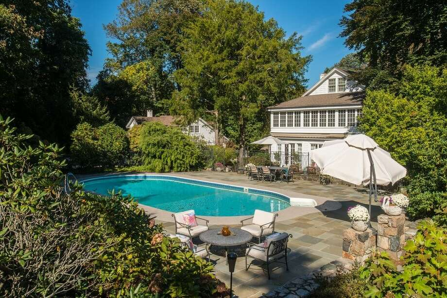 587 Brookside Rd, New Canaan, CT 06840.5 beds 6 baths 5,046 sqft. Trending features: Stone wall, Barn door. Other features: 10 sets of French doors, original carriage house, greenhouse, heated pool.View full listing on Zillow:http://bit.ly/23jL5OR