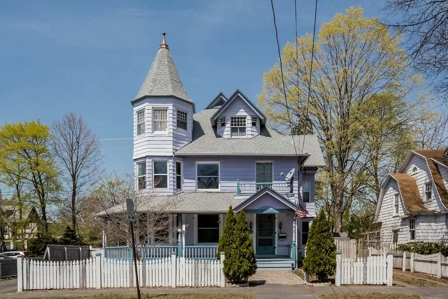 210 Elmwood Ave, Bridgeport, CT 06605. 5 beds 4 baths 3,758 sqft. Trending feature: Barn door. Other features: Located in the Stratfield Historic District, three levels, two driveways. View full listing on Zillow: http://bit.ly/1W4btOb