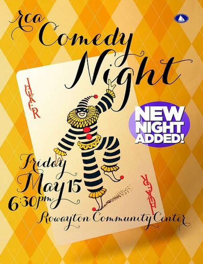 Rowayton Civic Association's COMEDY NIGHT