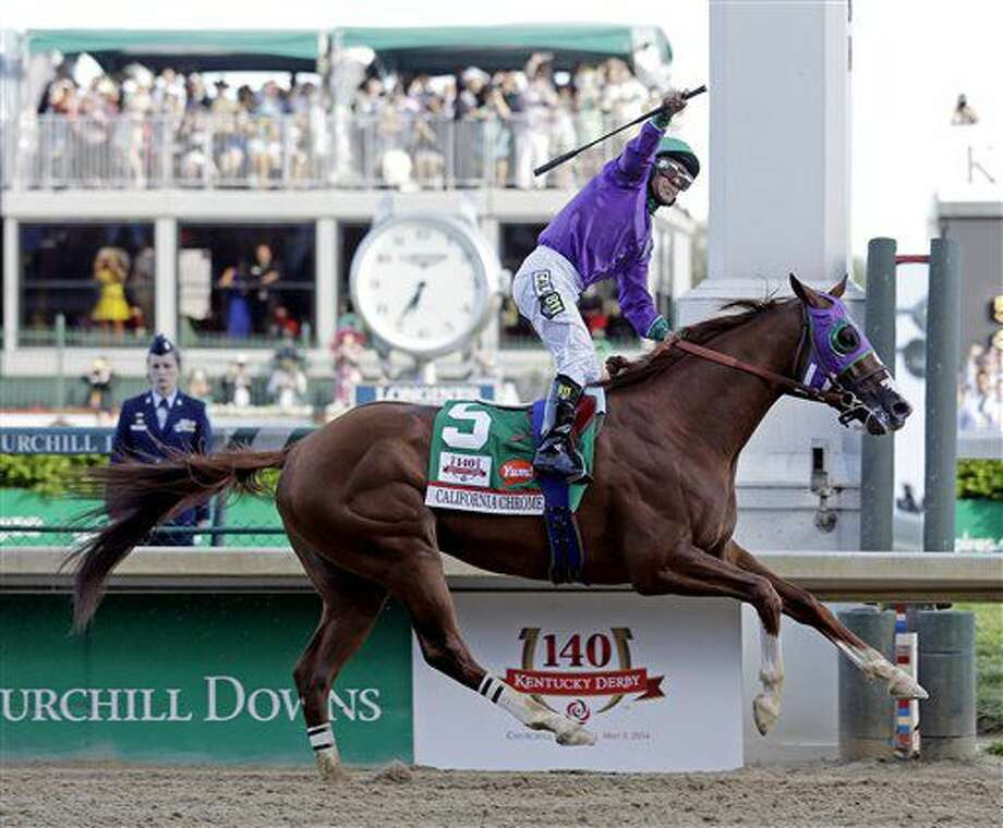 Click through to see where you can celebrate the 142nd Kentucky Derby around southwestern Connecticut.(Photo: AP Photo/Morry Gash)
