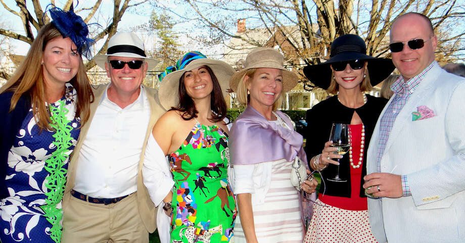 7th Annual Derby Day Fundraiser - Where: Pequot Library; Southport (Photo: Mike Lauterborn)