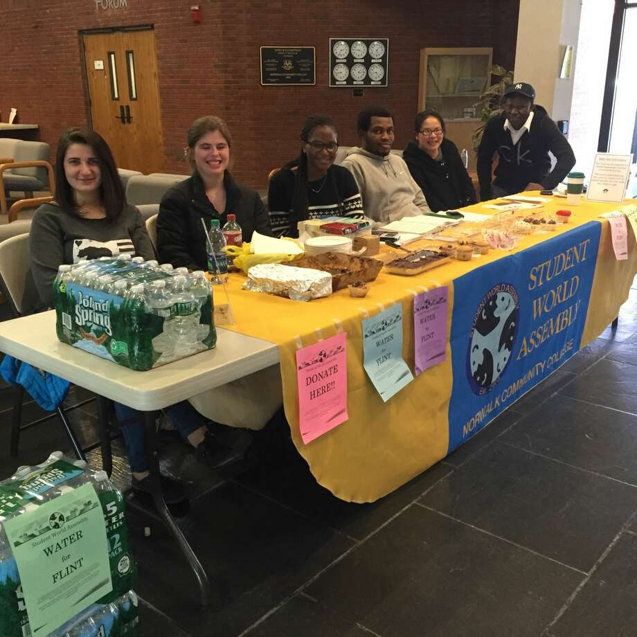 Norwalk Community College's Student World Assembly club is sending much-needed items to victims of the devastating earthquake that struck Ecuador's Pacific coast on April 16.