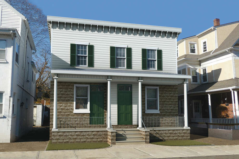 The North Walke Housing Corp. — the housing arm of the Redevelopment Agency — is asking $348,000 for this house at 68 Lexington Ave., Norwalk.