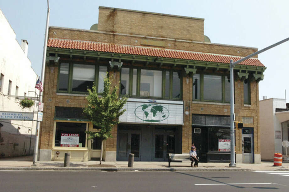 The Gobe Theater in Norwalk/mv photo