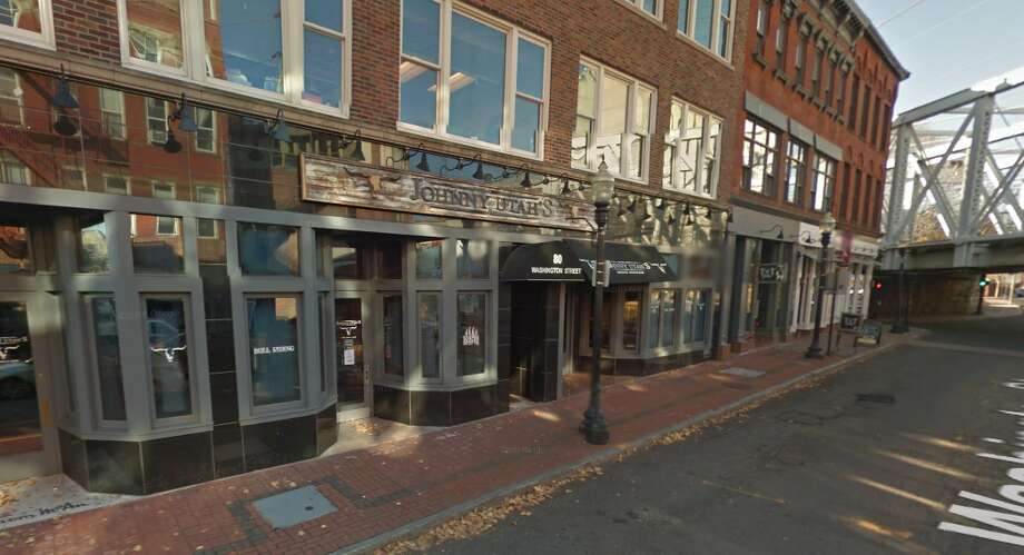 1. Johnny Utah's, 80 Washington St.; Inspection date: March 11; Score: 79; Score at most recent inspection: 89