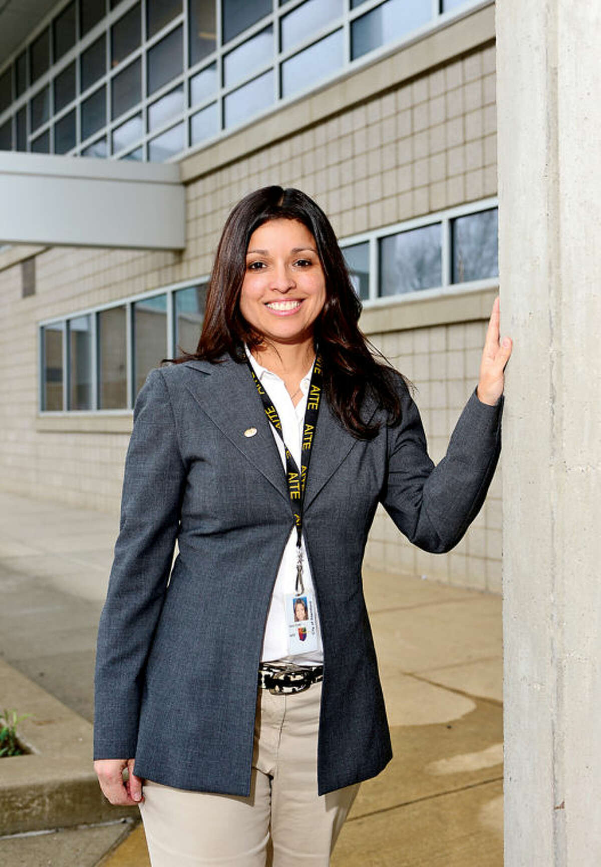 Tina Rivera was appointed as principal of the Academy of Information Technology and Engineering (AITE). Rivera is currently interim principal and will become principal on July 1.