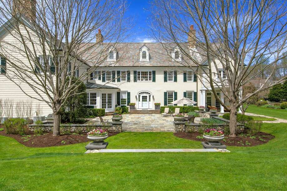 705 West Road in New Canaan, Conn., the home of General Electric CEO Jeff Immelt.View full listing on Zillow