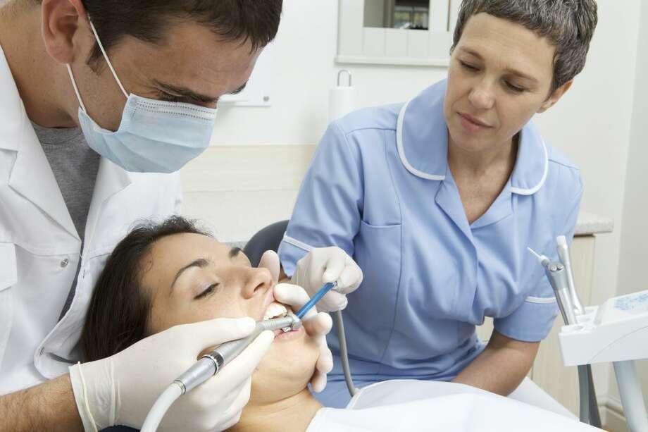 4. Rhode Island -73.6 percentof adultsvisited the dentist in 2012