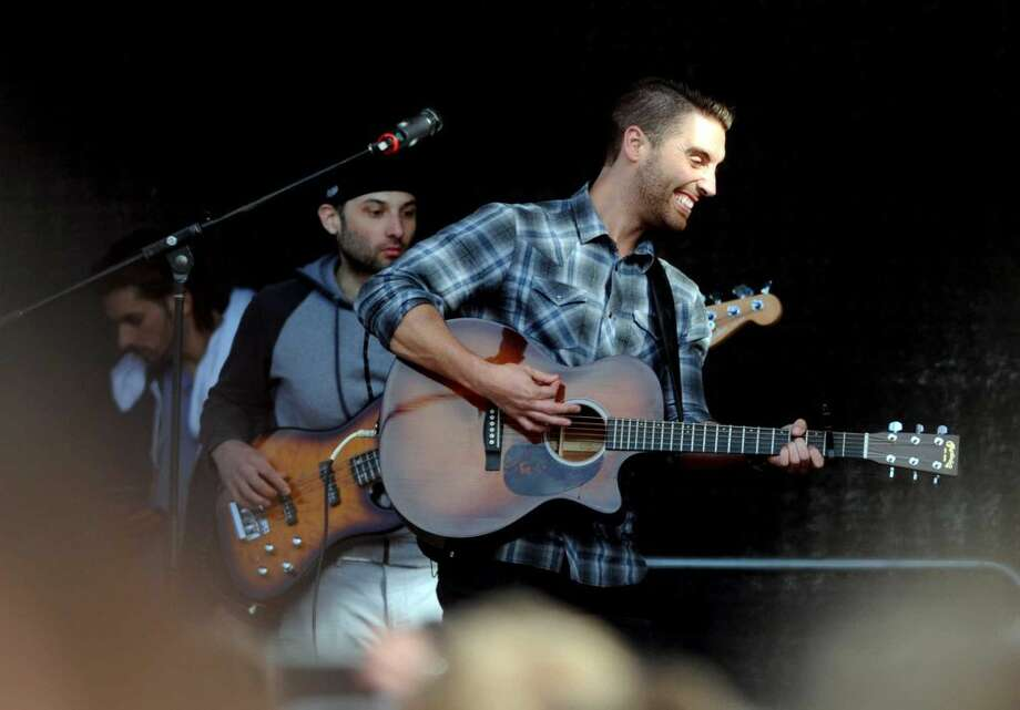 """American Idol"" winner Nick Fradiani will perform at College Street Music Hall in New Haven on Friday."