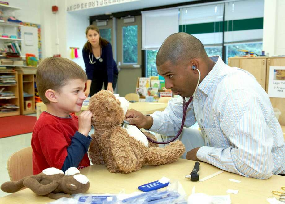 Kids can bring bring their teddy bears in for a check up and education tour with doctors at American Family Care Urgent Care's Ted E. Bear Urgent Care Fairs at their Stamford, Norwalk, and Fairfield locations onSaturday.