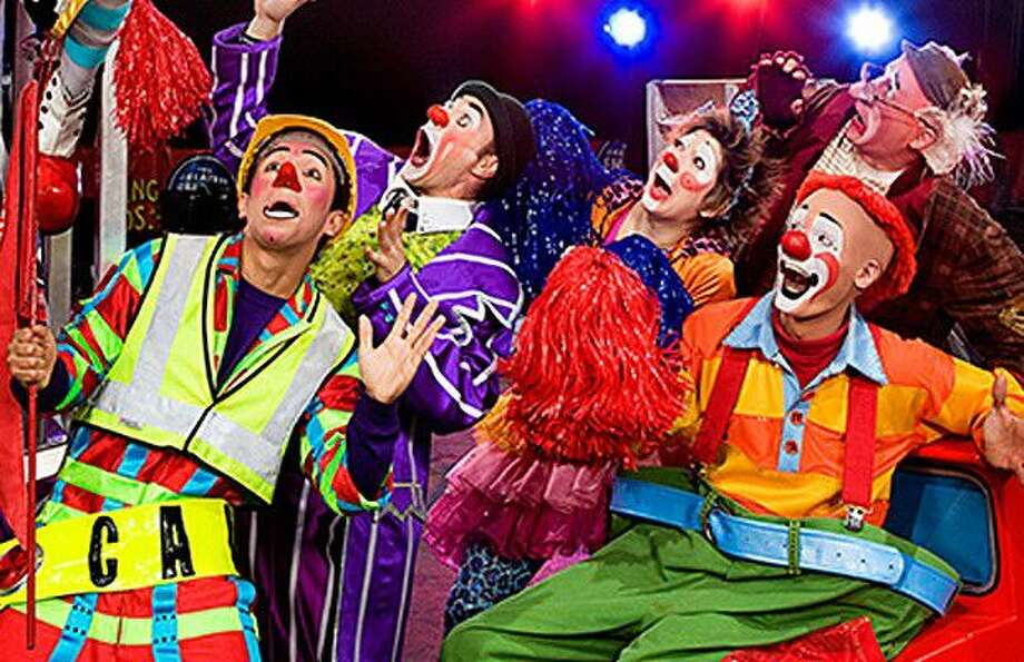 Ringling Bros. Barnum & Bailey present Circus Extreme at Hartford's XL Center on Friday, Saturday, and Sunday.