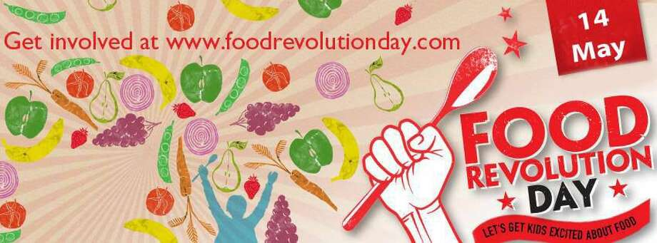The Jamie Oliver New Canaan Food Revolution returns to the Pop Up Park for the third year running on Saturday.