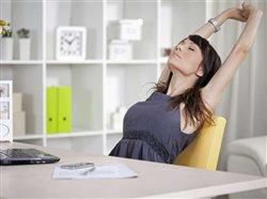 10 ways to be more active during the work day
