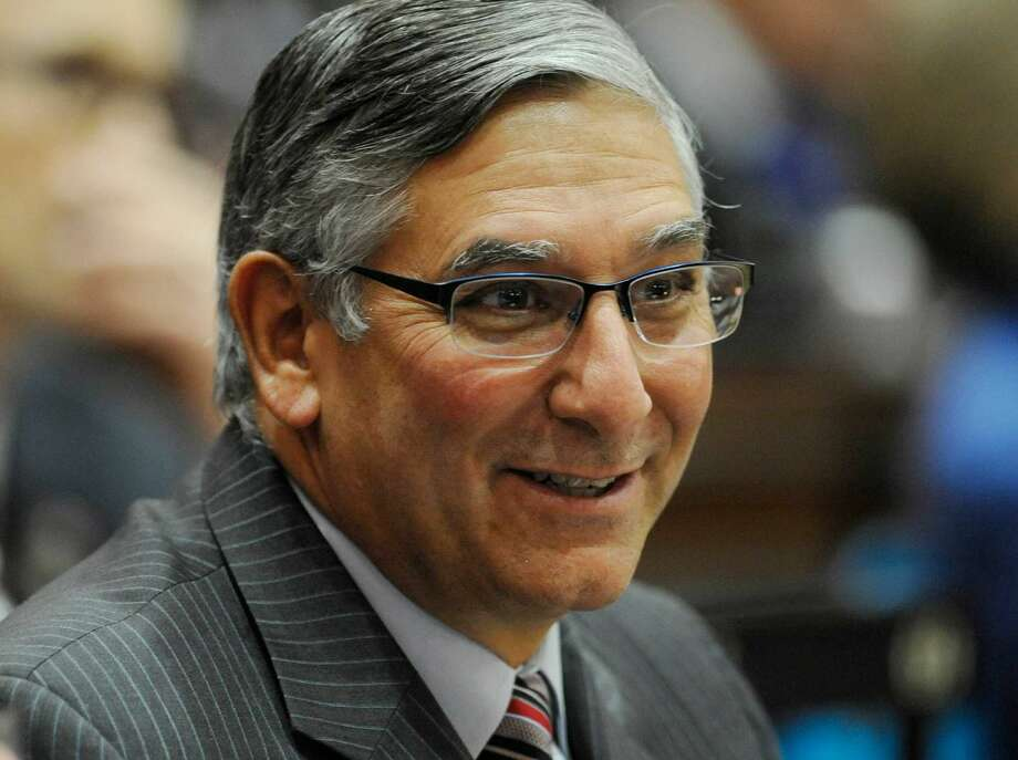 Senate Minority Leader Len Fasano, R-North Haven, complained Thursday, May 12, 2016, that Republicans received budget-adjustment details shortly before 3 a.m.
