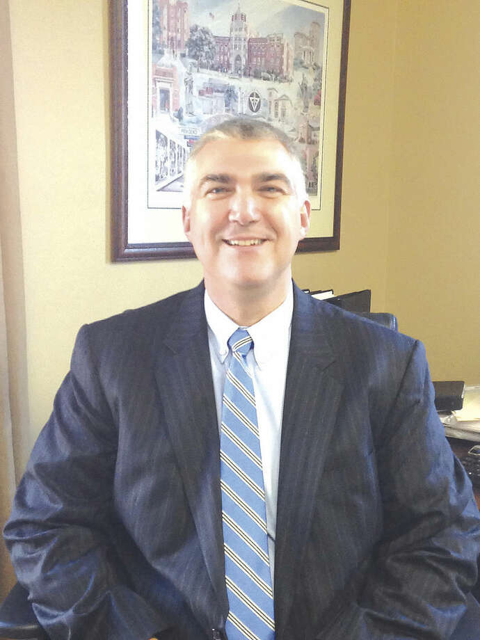 Norwalk's Marc Grenier is now a lawyer for the Law Offices DePanfillis and Vallerie. (Contributed photo)