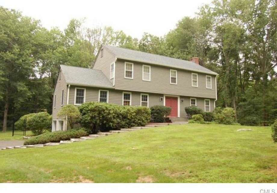 On the market: 26 Weeburn Ln, Wilton, CT 06897; 4 beds 3 baths 2,321 sqft; Price: $759,000