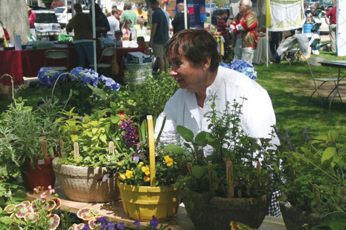 The fourth annual Wilton Go Green Festival will be held on Sunday, May 4. The event features live music, delicious food, wildlife ambassadors, electric cars, children's activities and more than 60 craftsmen and exhibitors.