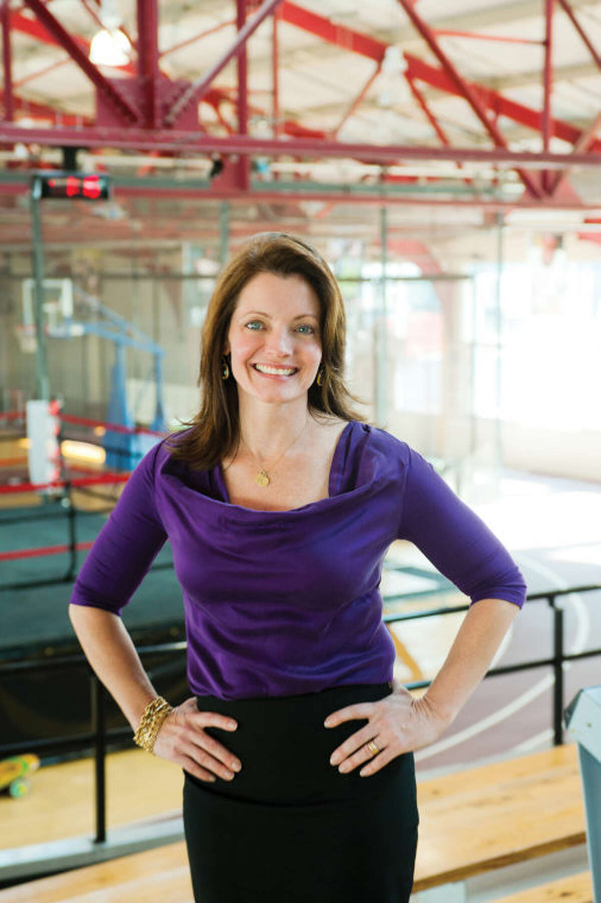 Contributed photo Greta Wagner named executive director of Chelsea Piers Connecticut.