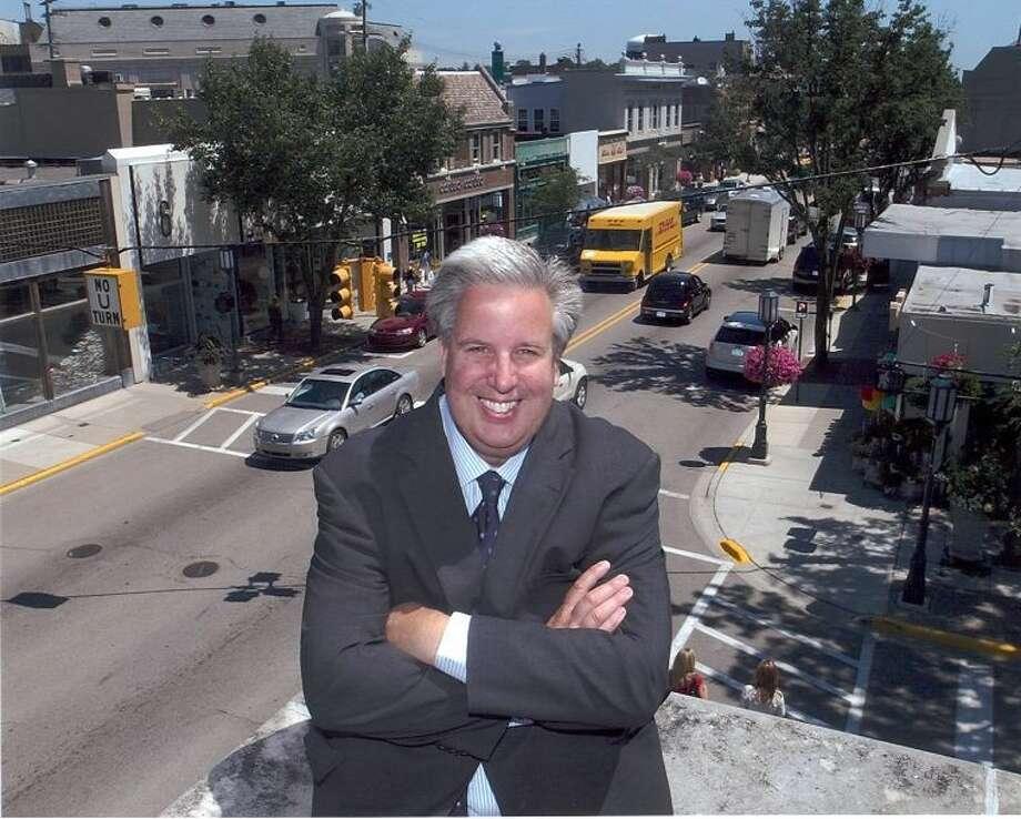 The Norwalk Redevelopment Agency will host urban planner Robert Gibbs during a free presentation at 50 Washington St. on Monday.