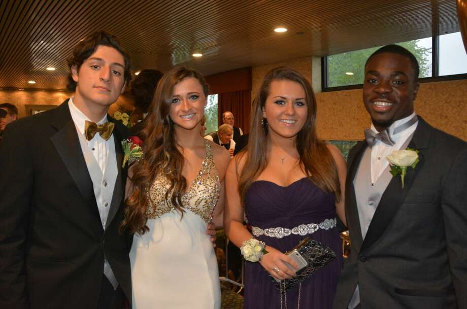 Darien High School seniors celebrated prom night on May 13, 2016 at the Italian Center in Stamford. Were you SEEN?