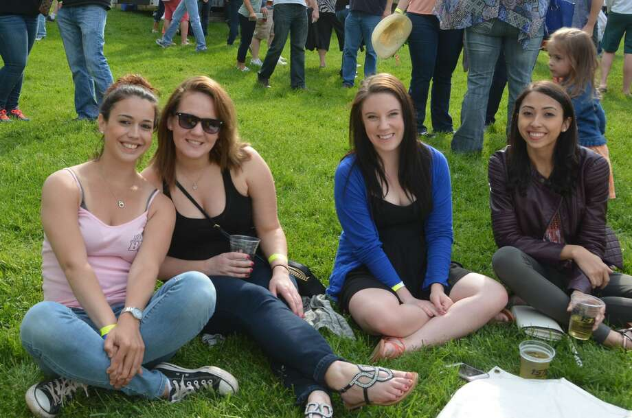 Danbury's annual Brews and BBQ festival was held on May 14, 2016. Hosted by Townsquare Media and Ives Concert Park, the event featured local BBQ food, craft beer and live music from Molly Hatchet. Were you SEEN?
