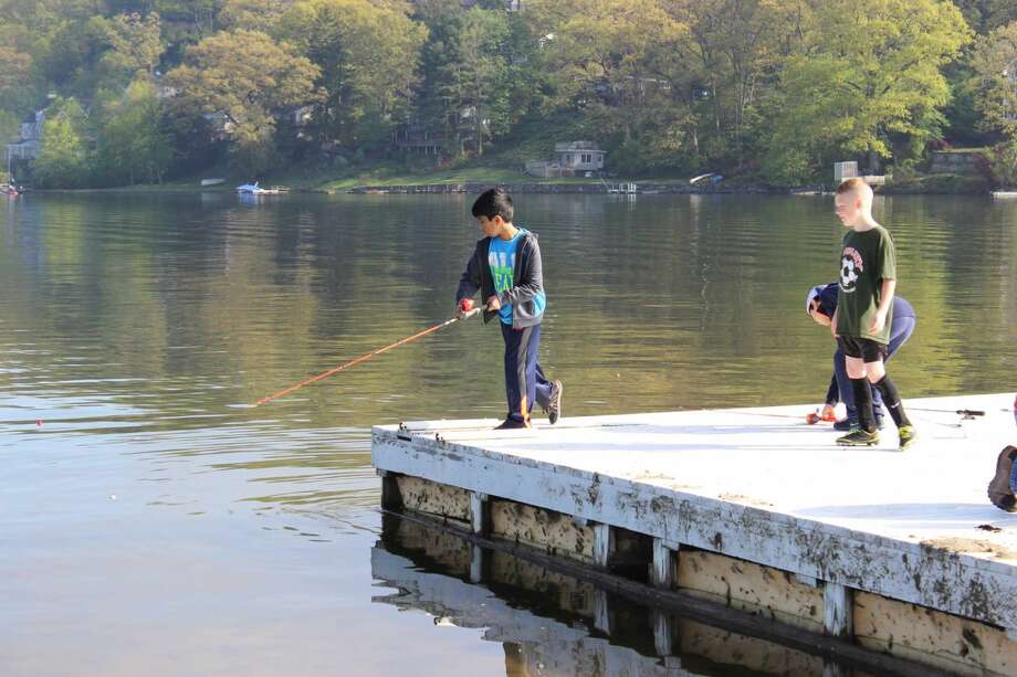 The Danbury Fish & Game Association's 45th annual Kid's Fishing Derby was held at Candlewood Town Park in Danbury on Sat., May 14, 2016.