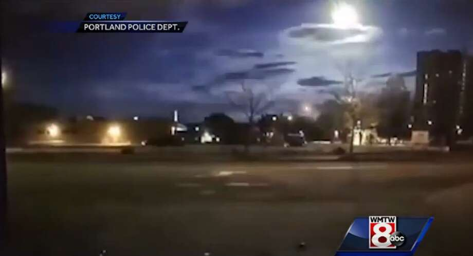 A huge fireball swept across the Northeast early Tuesday, May 17, 2016, morning with most sightings reported from Maine.