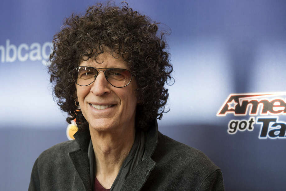 "FILE - In this March 2, 2015 file photo, judge Howard Stern arrives at the ""America's Got Talent"" Season 10 red carpet kick off at the New Jersey Performing Arts Center in Newark, N.J. The 10th season premieres Tuesday, May 26, at 8 p.m. ET. (Photo by Charles Sykes/Invision/AP, File)"