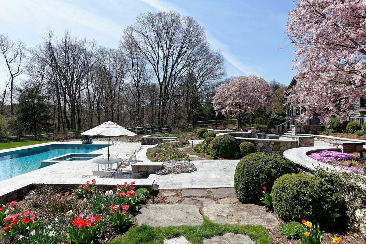 Edgar M. Bronfman Sr.'s former estate -279 North Ave, Westport, CT 06880. 6 beds 11 baths 9,353 sqft. Asking price:$7,995,000