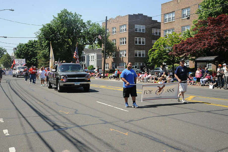 The 2015 Memorial Day Parade in Norwalk. Hour photo/Matthew Vinci