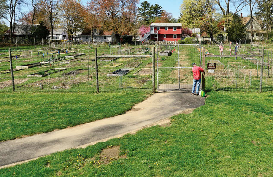 Hour photo / Erik Trautmann Parks and Recreation look to complete renovations to Fodor Farm by the end of the year.