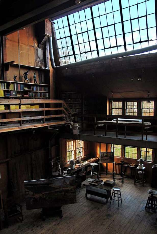 View of the Young Studio. / © 2014 Xiomáro   Art Studio   New York