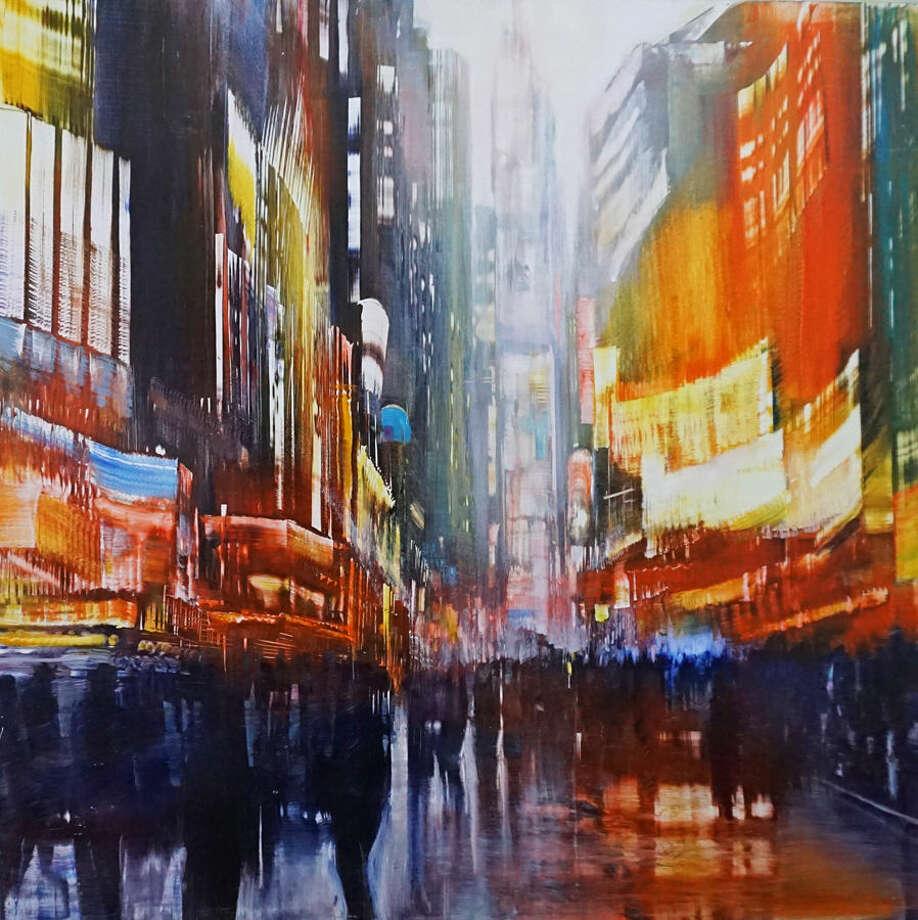 David Dunlop Times Square