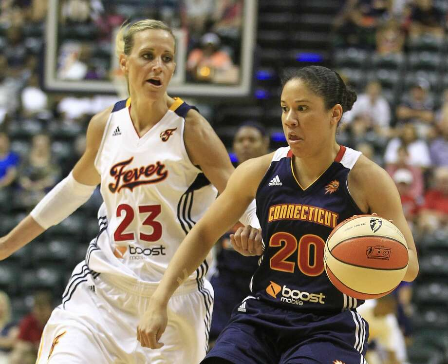 The Connecticut Suns are taking on the Washington Mystics at Mohegan Sun on Saturday.