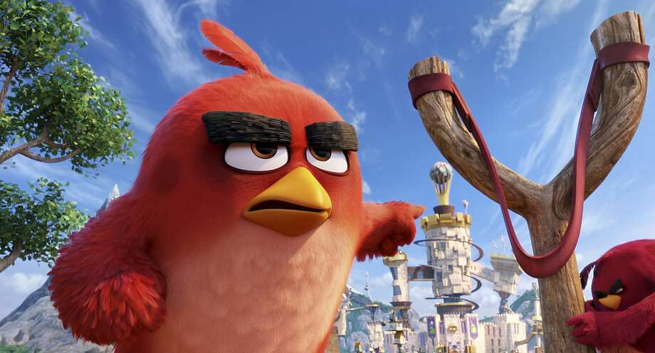 """The Angry Birds Movie"" opens in theaters nationwide on Friday."