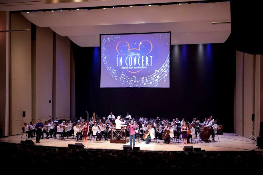 """Disney in Concert: Magical Music from the Movies"" will be in Connecticut Saturday and Sunday for shows in Stamford and Waterbury."