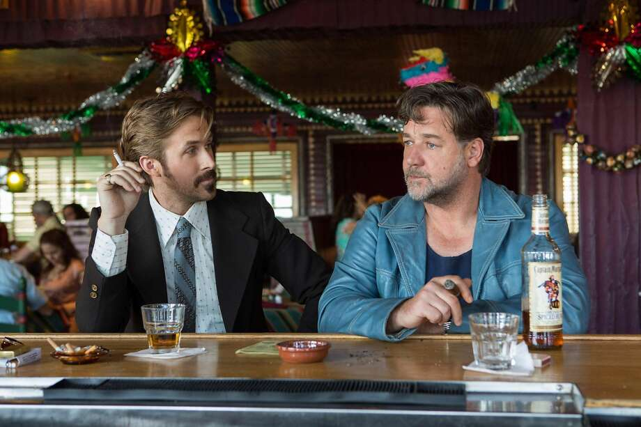 """The Nice Guys"" opens in theaters nationwide on Friday."