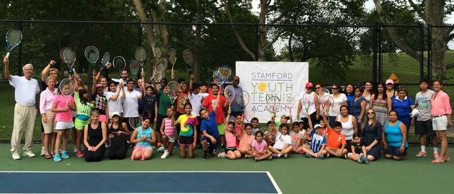 The Stamford Youth Tennis Academy are holding their First Annual Tennis Funday at Scalzi Park on Saturday, featuring a DJ, live drills and interactive activities for all who come ready to play.