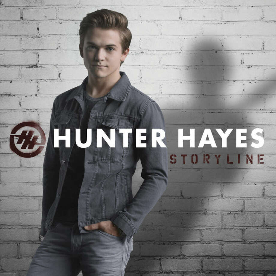 "AP Photo/Atlantic RecordsThis CD cover image shows ""Storyline"" the latest release by Hunter Hayes."
