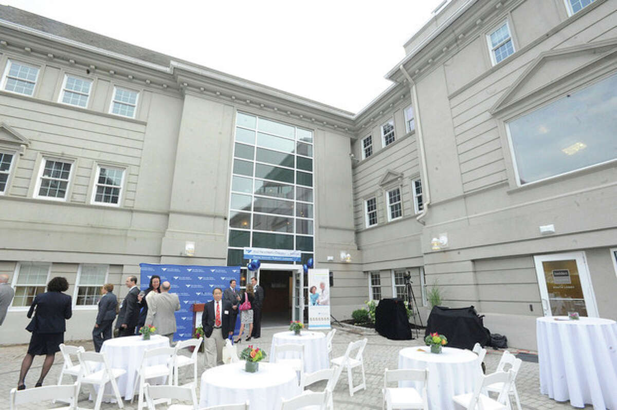The new Yale Pediatric Specialty Center at Norwalk. A new report found Yale-New Haven Hospital, which was cited for failing to administer medications safely in 2015. However, no fairfield County Hospitals were cited in 2015.hour photo/Matthew Vinci