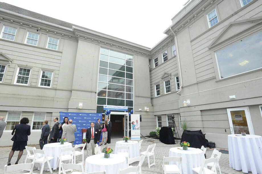 The new Yale Pediatric Specialty Center at Norwalk. A new report found Yale-New Haven Hospital, which was cited for failing to administer medications safely in 2015. However, no fairfield County Hospitals were cited in 2015. hour photo/Matthew Vinci