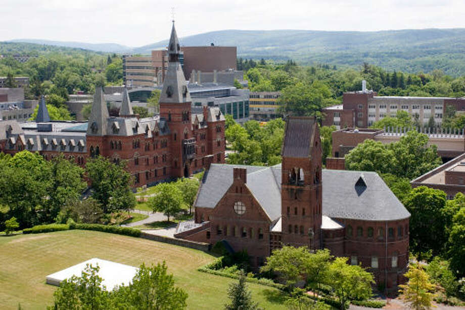 8. Ithaca, NY -Cost of loving for a family of four: $92,603;Source:MarketWatch